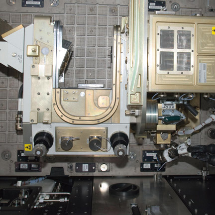 iss light microscopy module