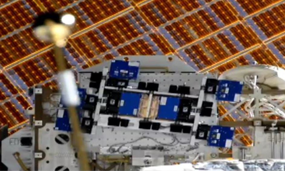 MISSE-FF Tests the Extreme Environment of Space